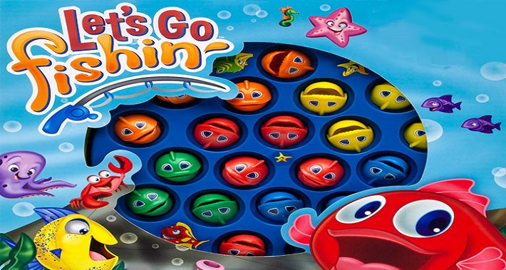 Games & Toys to Promote Language and Articulation: Let's Go Fishin' Game | District Speech & Language Therapy | Speech Therapists in Washington DC