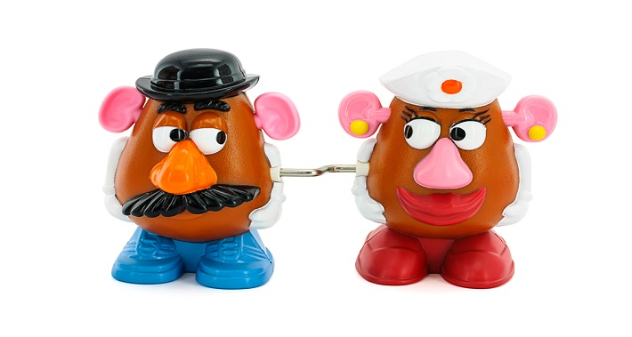 10 Games & Toys to Promote Language and Articulation: Mr. Potato Head | District Speech & Language Therapy | Speech Therapists in Washington DC