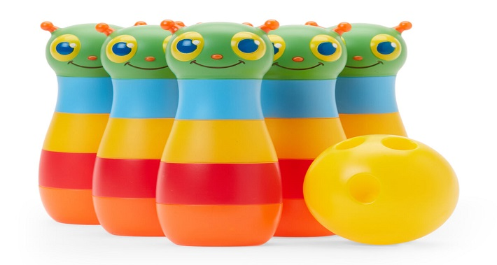 Games & Toys to Promote Language and Articulation: Happy Giddy Bowling Set | District Speech & Language Therapy | Speech Therapists in Washington DC