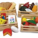 Games & Toys to Promote Language and Articulation: Melissa and Doug Play Food | District Speech & Language Therapy | Speech Therapists in Washington DC