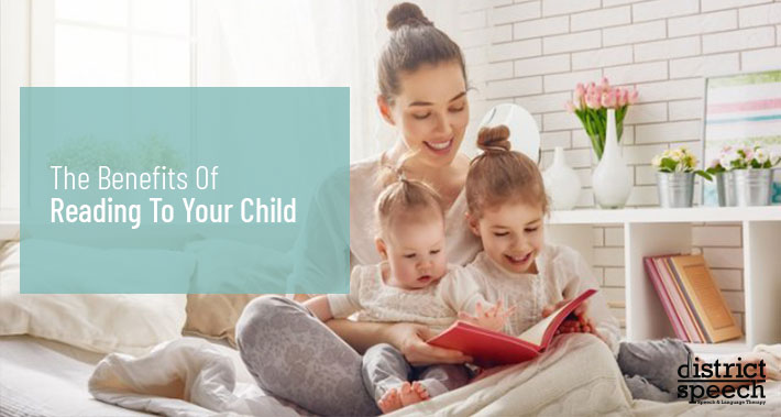 The Benefits Of Reading To Your Child | Washington D.C. & Northern VA
