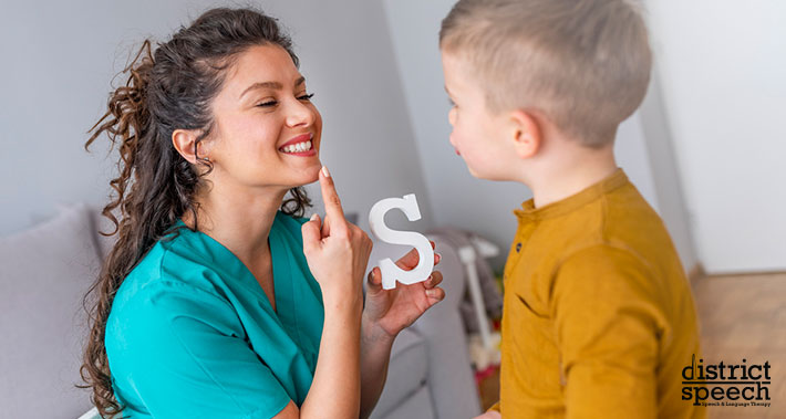 how to identify a speech disorder in your child | District Speech & Language Therapy | Washington D.C. & Northern VA