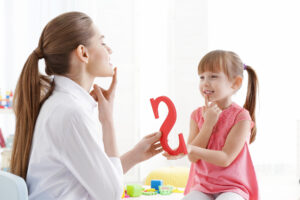 pronunciation speech and language therapy session for adults and children | District Speech & Language Therapy | Washington D.C. & Northern VA