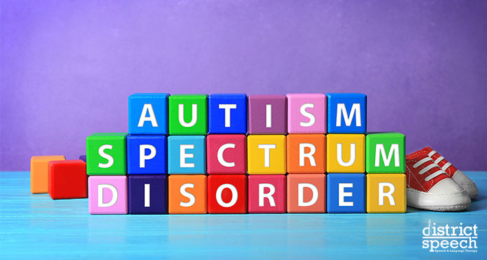 understanding autism spectrum disorder and what to do about it | District Speech & Language Therapy | Washington D.C. & Northern VA