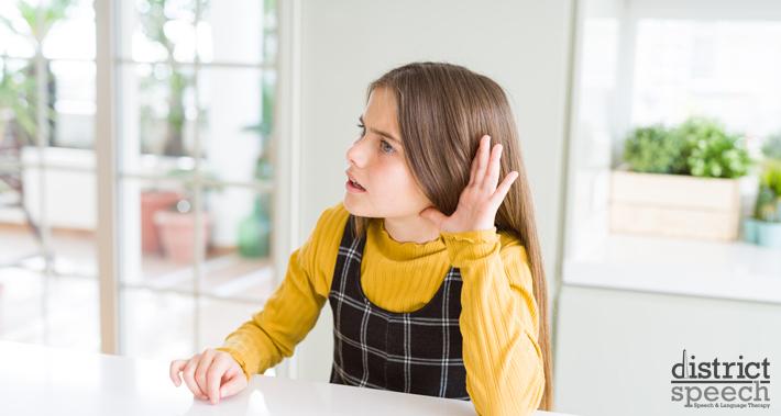 non-verbal autism treatments for children | District Speech & Language Therapy | Washington D.C. & Northern VA